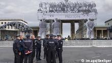Deutschland Bürgerfest zum Tag der Deutschen Einheit | Sicherheitsvorkehrungen, Polizei