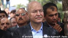 Irak Barham Salih, Patriotic Union of Kurdistan