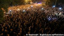 Armenien Proteste in Jerewan