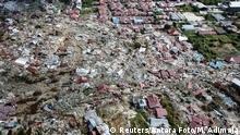Indonesien Sulawesi nach dem Erdbeben