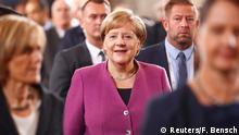 Deutschland Gottesdienst zum Tag der Deutschen Einheit in Berlin
