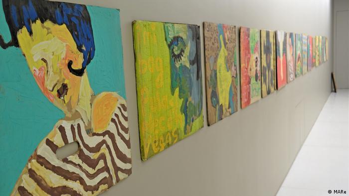 Moderne kunst aus rumänien im mare alle multimedialen inhalte der