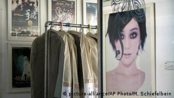 China vermisste Schauspielerin Fan Bingbing (picture-alliance/AP Photo/M. Schiefelbein)