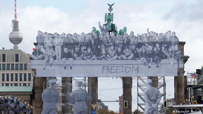 Deutschland   Feier zum Tag der Deutschen Einheit Berlin