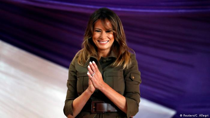 La primera dama de EE. UU. quiere despedir a asesora de Seguridad Nacional