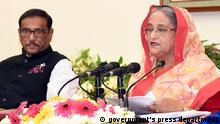 03.10.2018 +++ Bangladesh Prime Minister Sheikh Hasina has said the new Digital Security Act is meant to combat the abuse of digital platforms in spreading radicalisation, terrorism and pornography that often leads to family problems. She responded to a question at a media briefing in Dhaka on Wednesday.