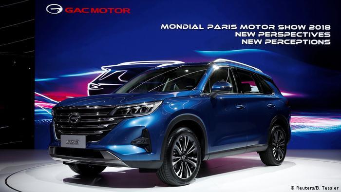 Frankreich Paris Motor Show 2018 in Paris