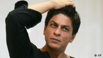Bollywood Star Shahrukh Khan