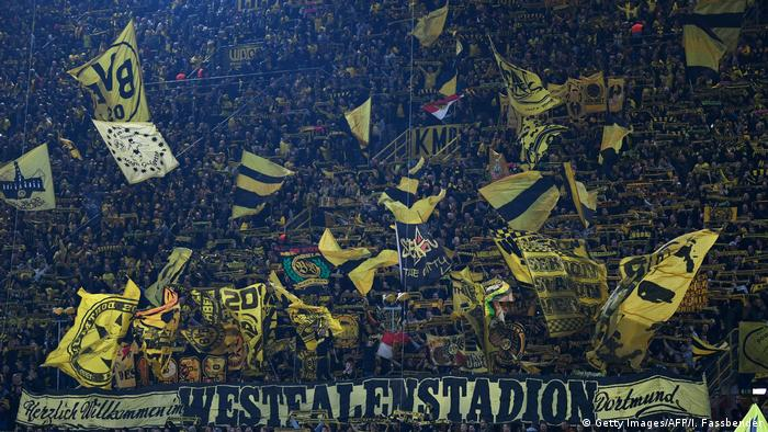 UEFA Champions League | Borussia Dortmund vs. AS Monaco (Getty Images/AFP/I. Fassbender)