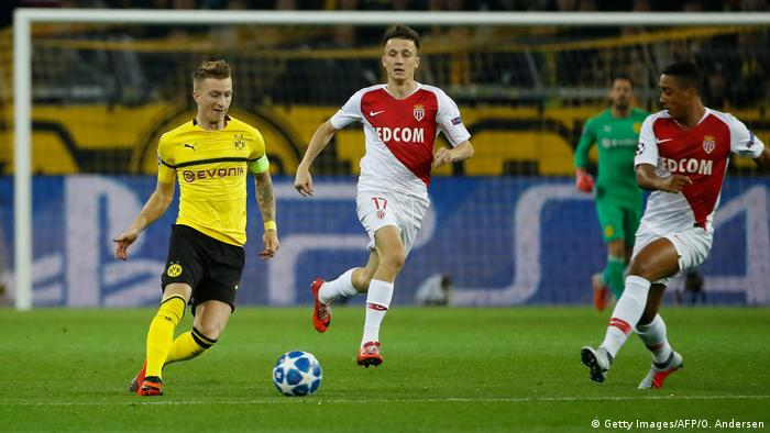 UEFA Champions League | Borussia Dortmund vs. AS Monaco (Getty Images/AFP/O. Andersen)