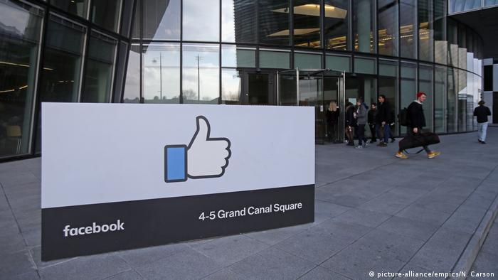 İrlanda'dan Facebook'a soruşturma