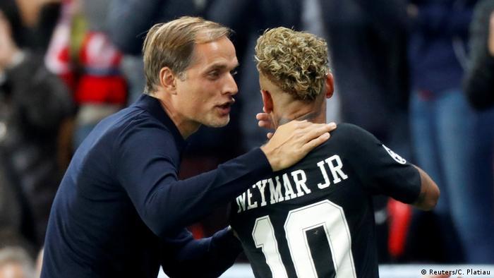 UEFA Champions League   Paris St Germain vs. Crvena Zvezda Thomas Tuchel (Reuters/C. Platiau)