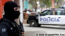 Mexiko Polizei Kriminalität