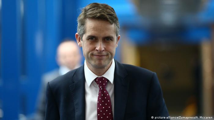 England Parteitag der Konservativen in Birmingham Jeremy Hunt