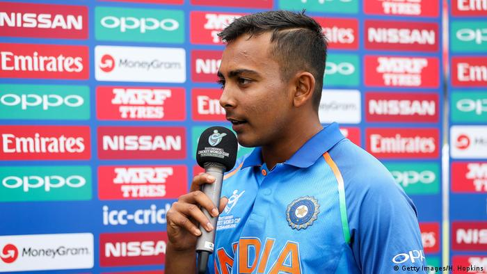 Prithvi Shaw (Getty Images/H. Hopkins)