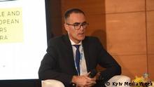 Kyryl Savin, Ländermanager Ukraine der DW Akademie