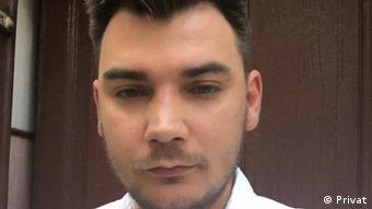 Rumänien LGBT-Aktivist Vlad Viski (Privat)