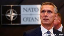 Belgien Nato-Verteidigungsministertreffen in Brüssel
