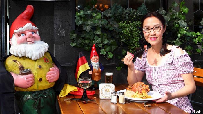 Deutschsein ist kein Zuckerschlecken: Essen ist der Himmel des Volkes