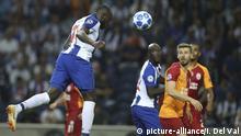 Champions League - Gruppe D - Porto - Galatasaray