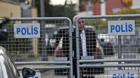 Saudischer Journalist in Türkei verschwunden (picture-alliance/dpa/AP/L. Pitarakis)