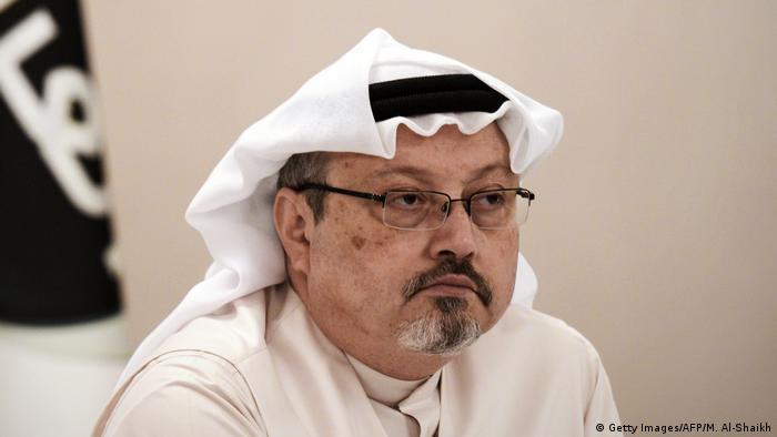 Журналист Джамаль Хашогги