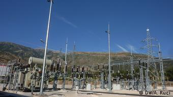 Electrical Substation Himara (DW/A. Ruci)