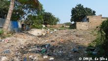 Maputo Müll und Erosion