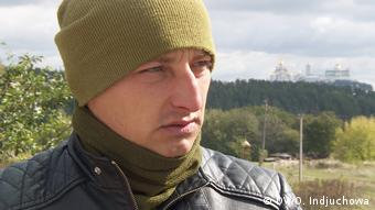 Депутат міськради Почаєва Тарас Паляниця