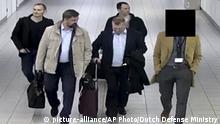 Niederlande PK zu Russische Cyber-Spione des Landes verwiesen