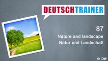 DEUTSCHKURSE | Deutschtrainer | Folge 87 | 087_000a_Titelfolie_Englisch