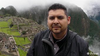 Eddie Ávila, experto en competencia de los medios de comunicación.