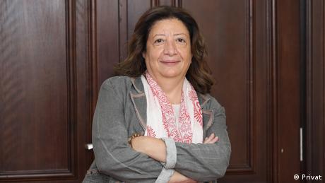 Portrait of Naglaa Elemary