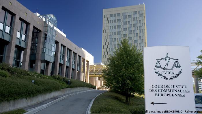 Luxemburg - Europäischer Gerichtshof
