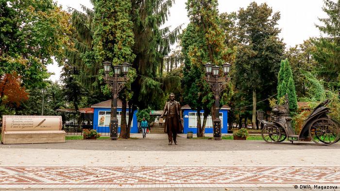 Пам'ятник Тарасу Шевченкові в Глухові