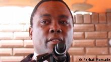 Mosambik Maputo - Samora Machel Jr, Sohn von Samora Machel, ehemaliger Präsident von Mosambik