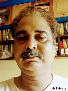 শামিম আহমেদ, কলেজ শিক্ষক, পশ্চিমবঙ্গ