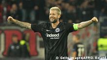 Fußball Europa League Eintracht Frankfurt - Lazio Rom