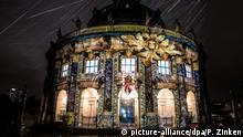 Berlin: Festival of Lights - Probeleuchten