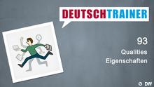 DEUTSCHKURSE   Deutschtrainer   Folge 93   093_000a_Titelfolie_Englisch