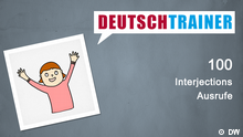 DEUTSCHKURSE | Deutschtrainer | Folge 100 | 100_000a_Titelfolie_Englisch