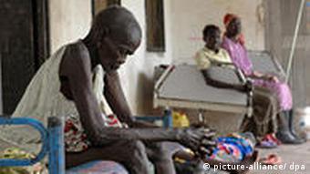 Symbolbild Armut Menschenhandel Sudan