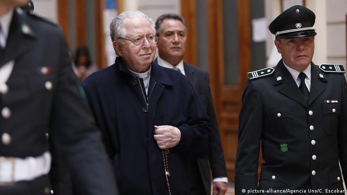 Chile Missbrauchsskandal Fernando Karadima