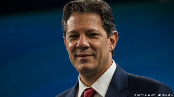 Fernando Haddad, de advenedizo a candidato presidencial en Brasil ...