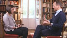 Polen Nemtsova Interview mit dem polnischer Politiker Radoslaw Sikorski