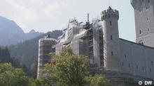 DW Euromaxx - Die Renovierung von Schloss Neuschwanstein