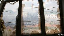Russland Kaukasus Inguschetien Anschlag in Nasran