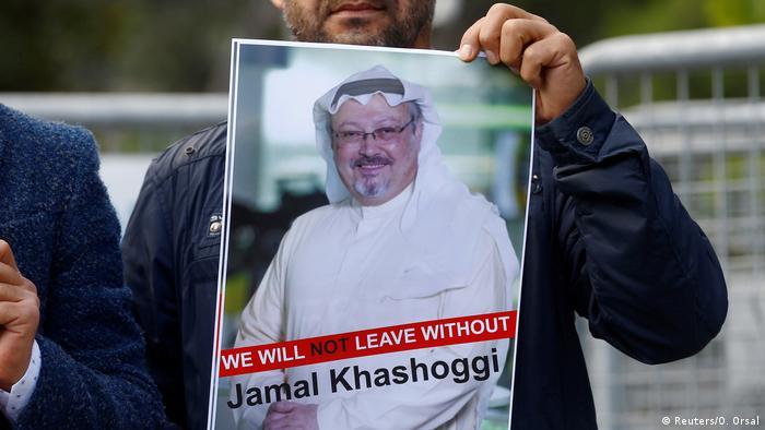 Der Fall Jamal Khashoggi beschäftigt Politiker und IT-Experten