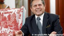 Kolumbien - Spanien l Geschäftsmann Carlos Mattos