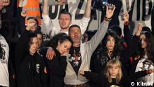 Bosnien Bürgerprotest l Gerechtigkeit für David